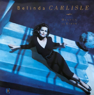Belinda Carlisle ‎- Heaven On Earth  (LP) (VG-/VG-)